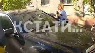 Коммунальный «стоп-хам» - ДУК борется с парковками на газонах