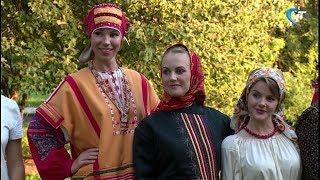 Ведущие НТ стали моделями фестиваля русского костюма «Сарафан»