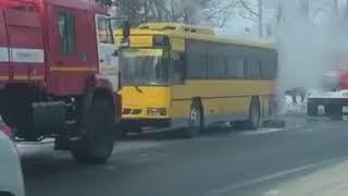 ДТП на остановке «виадук» в Хабаровске