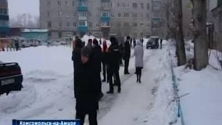Эвакуация жильцов