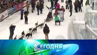"""""""Сегодня"""". 4 марта 2018 года. 16:00"""