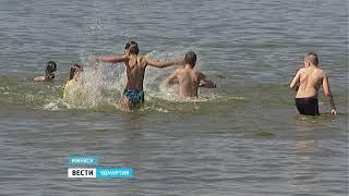 На водоемах Удмуртии с начала летнего сезона утонули пять человек