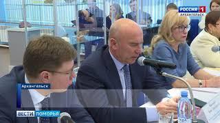 В Архангельске прошло совещание с участием заместителя главы Минстроя России - Хамитом Мавлияровым