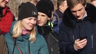 Крымские спасатели провели флешмоб