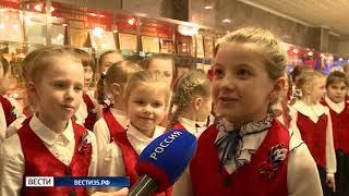 Конкурс «Голоса Победы» проходит в Череповце