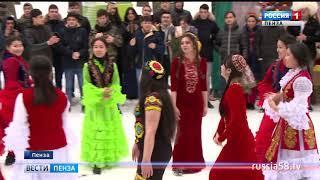 Пензенские студенты за один день увидели страны Средней Азии и Ближнего Востока
