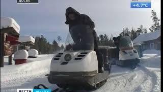 Топливо в Катангский район успели завезти до закрытия зимника