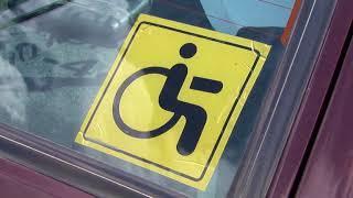 В Саратове инвалиды показали мастер-класс на авто