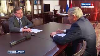 Северная Осетия и Смоленская область подписали соглашение о сотрудничестве
