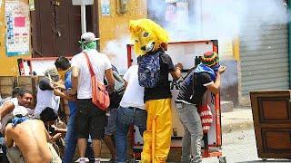 Новые жертвы массовых беспорядков