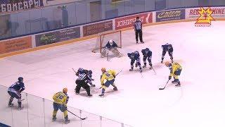 Чебоксарские хоккеисты борются за выход в полуфинал Кубка федераций.