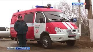 В Кумылженском районе эвакуируют пострадавших от паводка