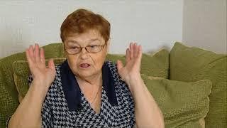 04 05 2018 Дети войны: Лидия Сергеева рассказала, как с семьей попала из Харькова в Сталинград