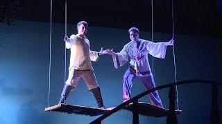 В Русском драматическом театре готовятся к премьере детского спектакля