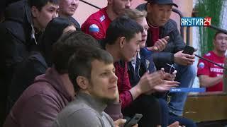 Соревнования по смешанным боевым единоборствам прошли в Якутске