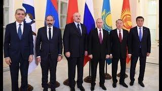 Н.Назарбаев предложил провести саммит ЕАЭС в Астане