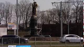 В Калининграде готовятся открыть памятник Александру Невскому