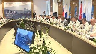 В Волгограде состоялось заседание коллегии Федерального дорожного агентства