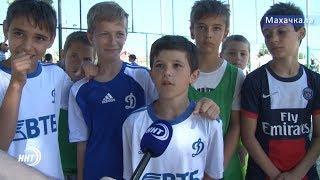 Навстречу мечте. Футболисты из пригородных посёлков Махачкалы сыграли на турнире в Сулаке