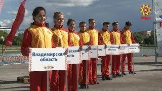 Чебоксары вновь принимают чемпионат и первенство России по спортивной ходьбе.