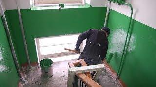 10 канал помог жильцам пятиэтажки Саранска решить коммунальные беды