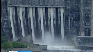Саяно-Шушенская ГЭС готова к половодью