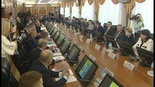 Наталья Комарова встретилась с жителями Нижневартовска
