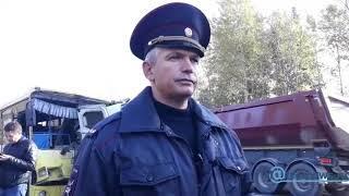 Полиция прокомментировала страшную аварию под Тверь с 13 погибшими