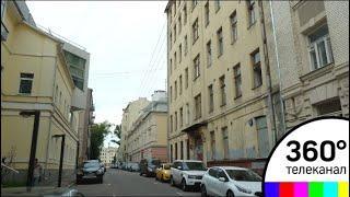 Обрушившийся накануне дом в Пушкаревом переулке решили сносить