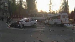 В Кривом Роге объявили траур в связи с гибелью людей в ДТП