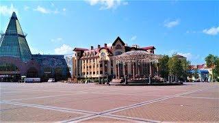 На центральной площади Ханты-Мансийска покажут матчи ЧМ по футболу