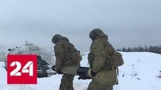 """Под Петербургом военные осваивают """"снаряды-скальпели"""" - Россия 24"""