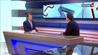 Вести-24.Интервью. Николай Хондзинский 19.04.2018