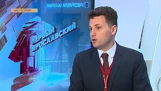 """ПМЭФ-2018 Андрей Медведев: """"Правительство региона всегда поддерживает инновационные разработки"""""""