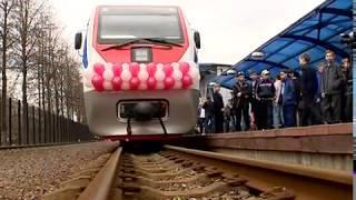 На детской железной дороге в Ярославле заложили капсулу времени