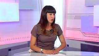 """Программа """"В центре внимания"""" интервью с Татьяной Поздеевой ."""