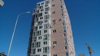 В Волгограде дольщики проблемной многоэтажки на улице Лавочкина получили ключи от квартир