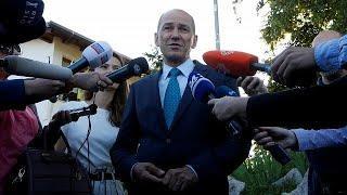 """""""Словенский Орбан"""" побеждает на выборах — экзитполы"""