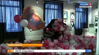В Новосибирске открылась выставка молодых дизайнеров