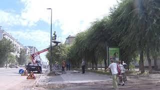 В 2018 году в Красноярске прошел самый большой ремонт дорог за всю историю города