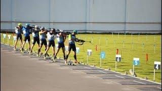 Югорчане завоевали медаль на Чемпионате России по летнему биатлону