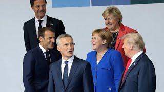 Члены НАТО пригласили Македонию начать переговоры о вступлении в альянс…