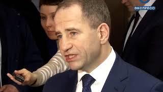 Михаил Бабич проголосовал на выборах президента