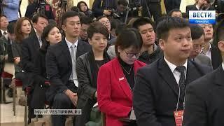 """""""Азия за неделю"""": Эксперты в России позитивно отметили переизбрание Си Цзиньпина председателем КНР"""