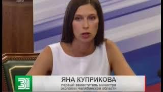 Счетчик на выбросы обнулят  Историю челябинской экологии обсудят в Госдуме