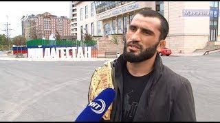 Мурад Абдулаев стал новым чемпионом лиги «Ахмат»