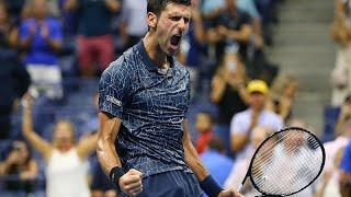 Джокович в полуфинале US Open