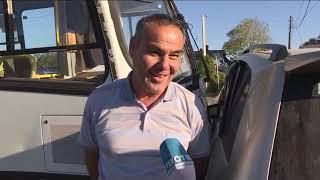Неудачный разворот водителя спровоцировал ДТП с рейсовым автобусом