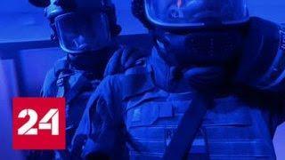 """""""Россия 1"""" показала уникальные кадры со спецназом СВР - Россия 24"""