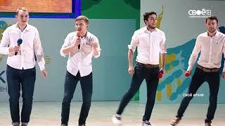 В правительстве Ставропольского края наградили молодых активистов.